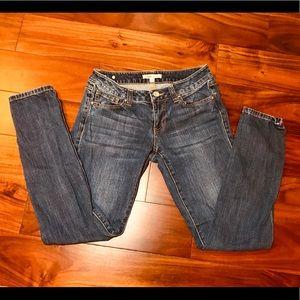Women's CAbi, size 2, skinny jeans